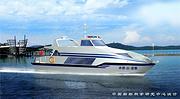 东方高速DF1880高速艇