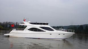 广东民华 59英尺豪华游艇