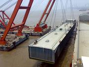 90米驳船自南通至荷兰
