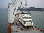 IAG127尺游艇香港至美国