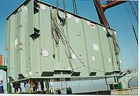 200吨变压器瑞典至上海