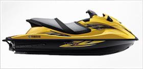 雅马哈VXR水上摩托艇