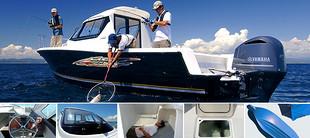 雅马哈YF310钓鱼艇
