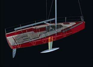 珐伊 31R龙骨型帆船