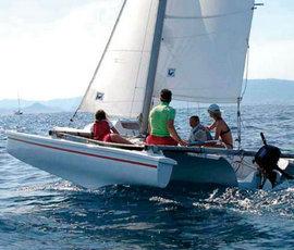 Astus 16.1多体帆船