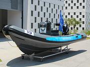 珐伊RIB-680橡皮艇