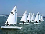珐伊-11稳向板型帆船