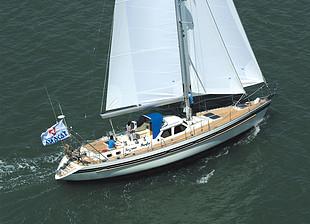 西港58英尺帆船fc002