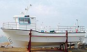 西港9.60米渔船yc002
