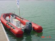 西港16英尺PVC艇pc004