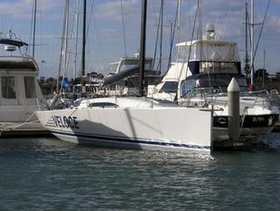 西港50英尺帆船fc003