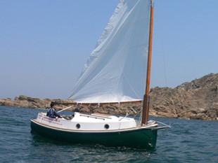 西港18英尺帆船fc004