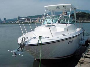 西港27英尺钓鱼艇(豪华型)
