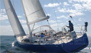 常州玻璃钢造船厂58英尺帆船