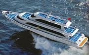 常州玻璃钢造船厂35米交通艇