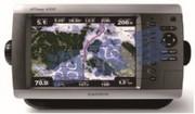 海蓝星雷达 GPS 测深(三合一导航系统)