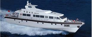 星瑞XR3200巡逻艇