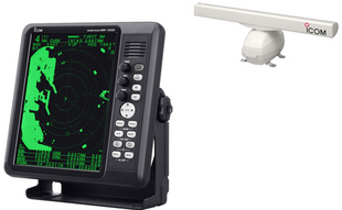 Icom MR-1200T2 液晶雷达