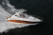 杰鹏 325 敞篷式游艇