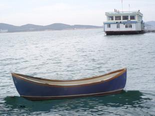 中复西港26英尺莫诺莫伊式冲浪艇