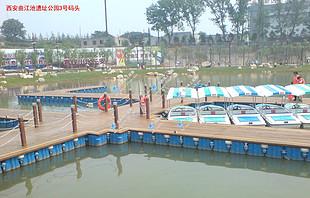 弦和 西安曲江池遗址公园