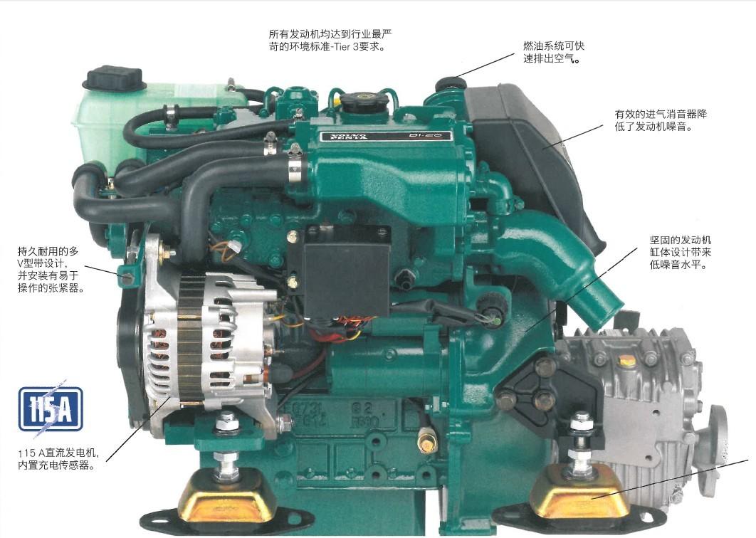 船用发动机_沃尔沃遍达(上海)发动机有限公司-休闲